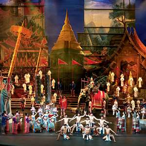 Siam Niramit Cultural Performance