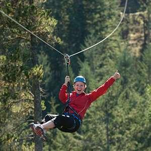 Zipline Adventure