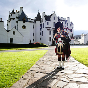 Blair Castle and Pub Brewery