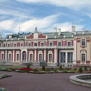 Kadriorg Park and Palace