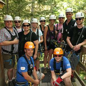 Tree Trek Canopy Walk