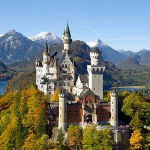 Neuschwanstein & Linderhof Castles