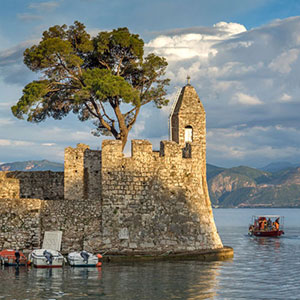 Winery visit and trip to Nafpaktos