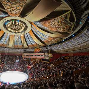 The Famous Circus of Moscow