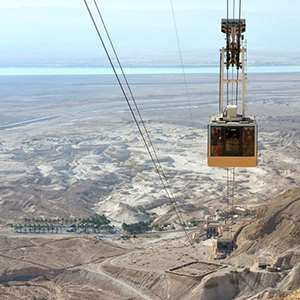 Excursion to Qumrun, Masada and the Dead Sea