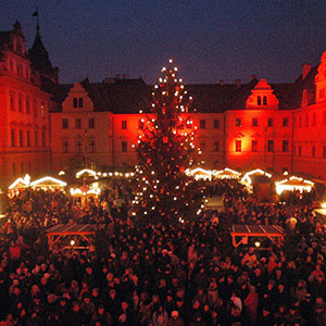 Old World Christmas Market at Thurn & Taxis Palace