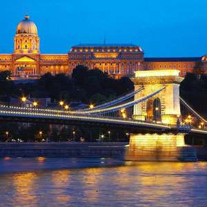 Budapest by Night with Dinner & Folklore Show