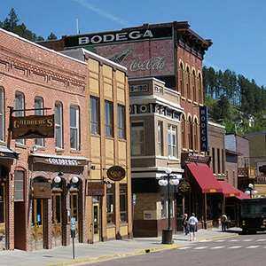 Deadwood City Tour