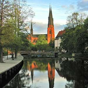 Excursion to Uppsala: Swedish Heritage & Beautiful Countryside