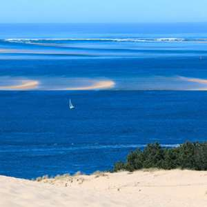 The Great Dune of Pyla and Arcachon
