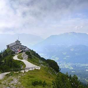 Berchtesgaden and Eagle's Nest