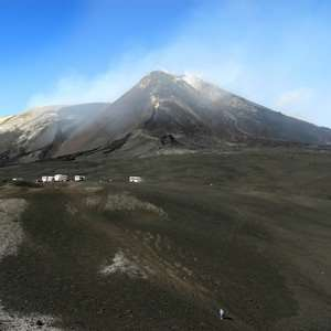 Excursion to Etna Volcano