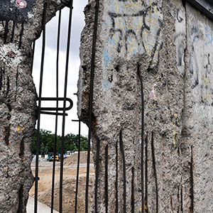 Berlin Wall Experience with Asisi Panorama