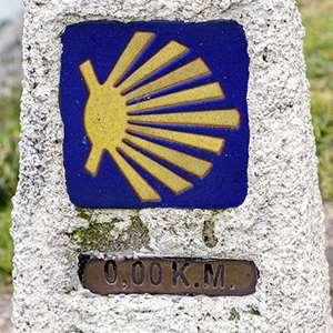 Camino de Cabo Finisterre