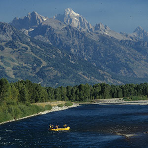 Scenic Float Trips on the Snake River