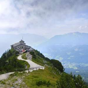 Spectacular Berchtesgaden with Hitler's Eagle's Nest*