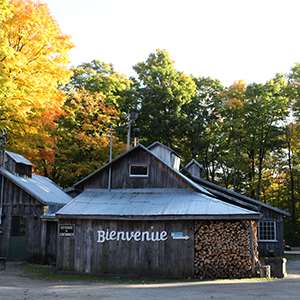 Maple Sugar House Breakfast and Tour