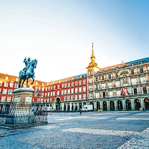 Private Guided Tour of Madrid