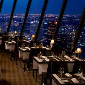 CN Tower Dinner Experience