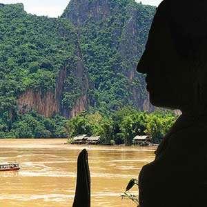 Mekong River Trip to Pak Ou Caves