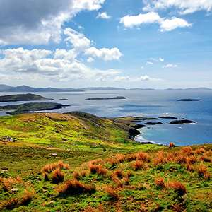 Dingle Peninsula and Slea Head