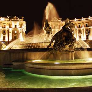 Treasures of Rome by Night and Dinner