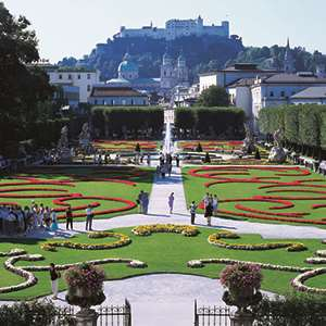 The Sound of Music¿s Salzburg Sites & Scenes
