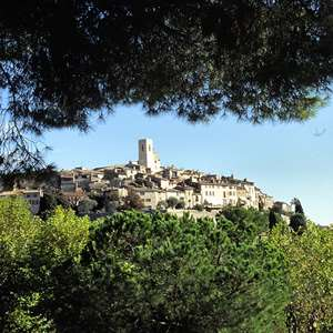 French Riviera with Saint-Paul de Vence