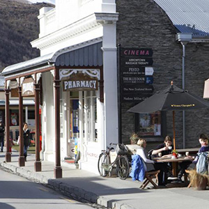 Discover Arrowtown and Wanaka