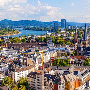 Bonn Quiz Sightseeing Tour