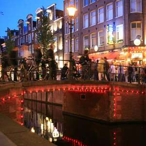 Amsterdam Red Light District Walking Tour