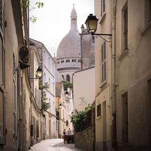 Excursion to Montmartre
