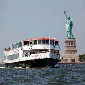 90-Minute New York Harbor Cruise