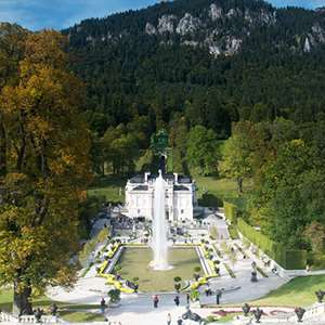 Excursion to Linderhof Castle