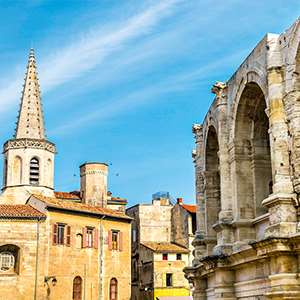 Excursion to Arles