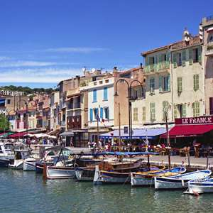 The 3C Tour: Cassis, Cruise and Cliffs