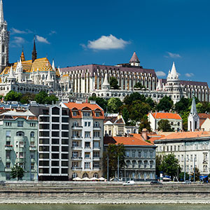 Breathtaking Budapest