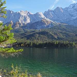 Excursion to the Zugspitze