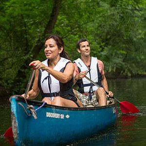 Salzkammergut Canoe Adventure
