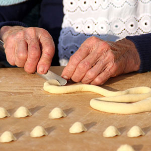 Nonna Lucia's Pasta Workshop and Traditional Dinner