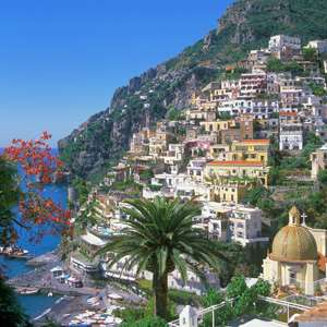Excursion to Amalfi and Positano