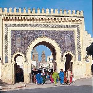 Imperial Medina of Fez