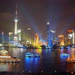 Evening Huangpu River Cruise