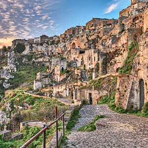South of Italy: Matera and Altamura