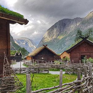 Njardarheimr: Authentic Viking Village