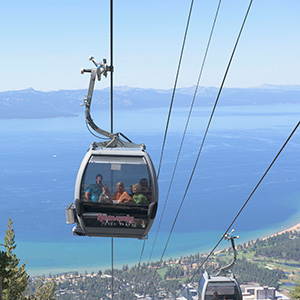 Heavenly Gondola Ride