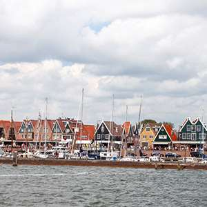 Discover Volendam & Zaanse Schans