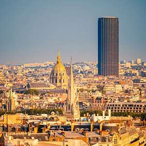 Montparnasse Tower and Cruise