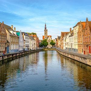 Excursion to Bruges