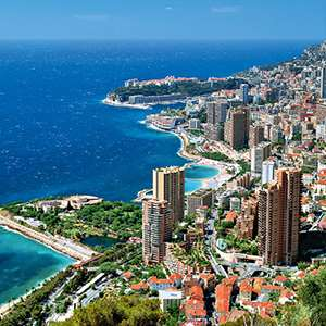 Celebration Package: Dinner in Monte Carlo